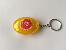 plastic key chain acrylic key chain AKC001
