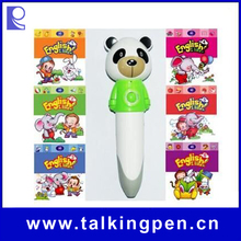 Customize Educational Toy Digital Talking Pen For Kids Support Sounds Books