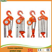Manual 3 ton chain pulley block mechanism
