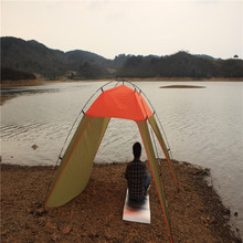 Plastic arabic tent fabric screw tent pegs