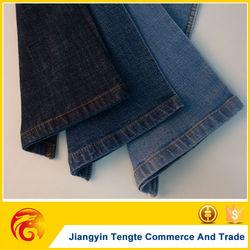 plain corset 100% cotton denim jeans