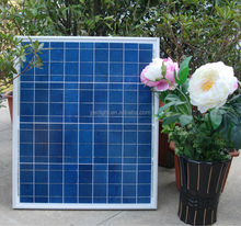 wholesale mini solar module! poly solar panel 50w