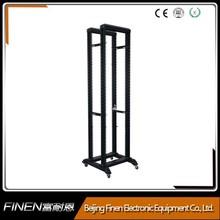 FINEN 4 post open frame server rack 19'' equipment rack 42u