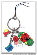 cell phone accessories/metal phone/bag making accessories