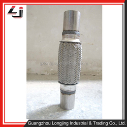 Car Spare Parts Direct Buy China Decrease engine noise and vibration Braid Flexible Pipe