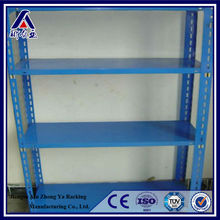 China Factory Best Price Powder Coated Light Duty Slotted Angle Rack