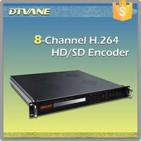 DMB-8820 cable tv digital headend For hotel iptv solution