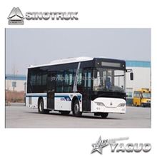 made in China JK6109G 85 people capacity city bus