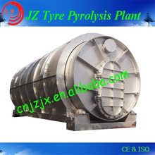 Tire Recycling Plant,Tire Pyrolysis machine,Crumb Rubber Plant