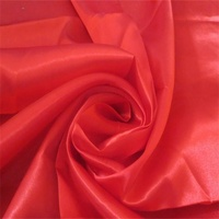 100% Polyester Woven Colorful Taffeta Fabric