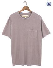Customized Wholesale unisex hemp tee shirt