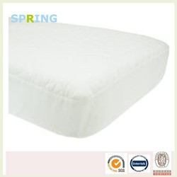 healthy care zippered bedbug waterproof hospital bed mattress cover