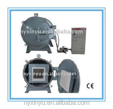 CE&ISO approved high vacuum annealing furnace with max vacuum 10^-5 Torr