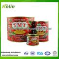 Oem de marca de grados brix 28-30% 400gr pasta de tomate
