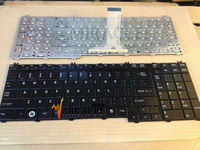 Laptop keyboard for Toshiba Satellite P300 L350 L355 L500 L510 L515 L582 Glossy US Version