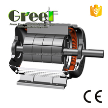 Hot! permanent magnet generator motor for wind turbine RPM 50W to 5600KW
