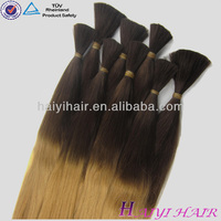 Hot Sale Factory Price Honey Blonde Remy Bulk Hair
