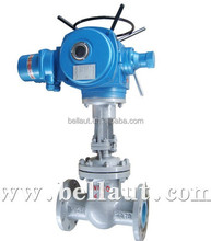 Stem Gate Valve electric actuated, stainless Steel Gate Valve