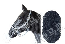 JC5D1909 equestrian equipment polar fleece pad horse halter