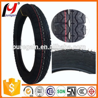 made in china tire and tube motorcycle inner tube natural tube VENEZUELA