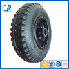 small rubber tyre for concrete wheel barrow