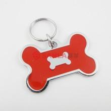 Hot Sale Cheap Blank Custom Shaped Metal Keychain