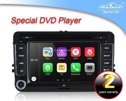 Maisun 7 inch in-dash car dvd gps navigation for Volkswagen