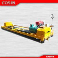 Cosin CZP219D-4 asphalt paver block machine,cheap patio paver stones