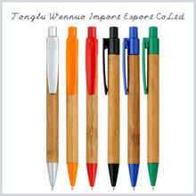 Eco-friendly reclaimed material well kids ball pen