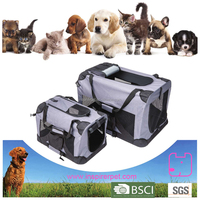 BSCI Factory Audited Dog Crate Cage