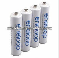 AA/AAAA rechargeable battery packs 1900mAh nimh for electronic tool