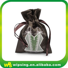 wholesale lingerie bags with logo embroidery