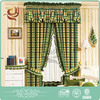 Home decor Shower Window use european style living room curtains