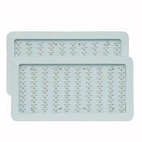 300w LED Grow Light Panel DIY 300watts IR Veg/Flowering 9 Band Wavelength Hydroponic Growing Lamp