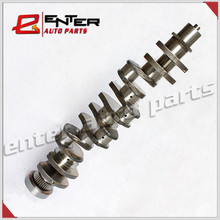 stock available ! affordable new ISBe 6 cylinder crankshaft