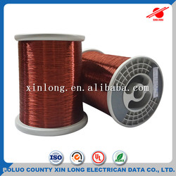 UL Approved Quality 36 AWG Polyester Enameled Copper Wire Enamel Insulating Varnish