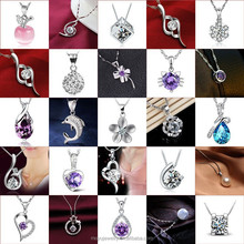 Multi style ! Cheap price factory direct supplier 925 sterling silver pendant