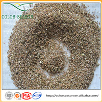 High Quality Silver Expanded Vermiculite for Fireproof