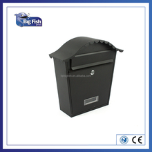 Wall Mounted Steel Mailbox, Letterbox, Postbox