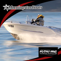 aluminum racing boat hull for sale