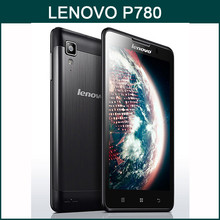 original Lenovo manufacturer mobile phone LENOVO P780 MTK6589 1.2GHz Quad Core 5 Inch IPS HD Screen Android 4.2 3G Smartphone