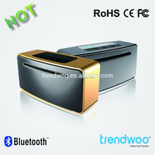 Wireless NFC Bluetooth Speaker With CRS4.0 Handmade Metal Shell X-Power for Mobile Phone,Computer,and All Devices