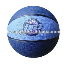 rubber made basketball