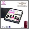 Fengshangmei free sample nail gel color gel set manicure accessory