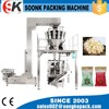 commercial food puffed plastic bag vacuum packaging machine