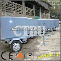 Transformer Oil Filtration 3000 LPH, Insulating Oil Purifier, Dielectric Oil Treatment