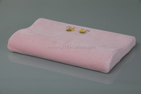 BBP006 100% Polyurethane Contour Visco Elastic Memory Foam Baby Pillow
