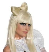 Lady Gaga Wig Bow Clip