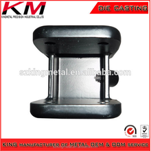 Black painting ADC12 Aluminium Die Casting parts