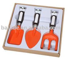 New Design Lovely Children Garden Tools With Mini Size Set
